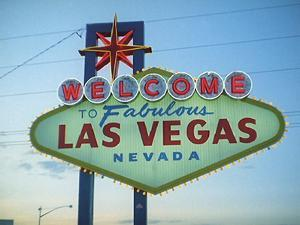 Vegas Sign I by British Pathe