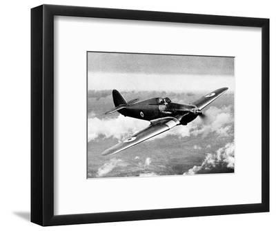 British RAF Hawker Hurricane