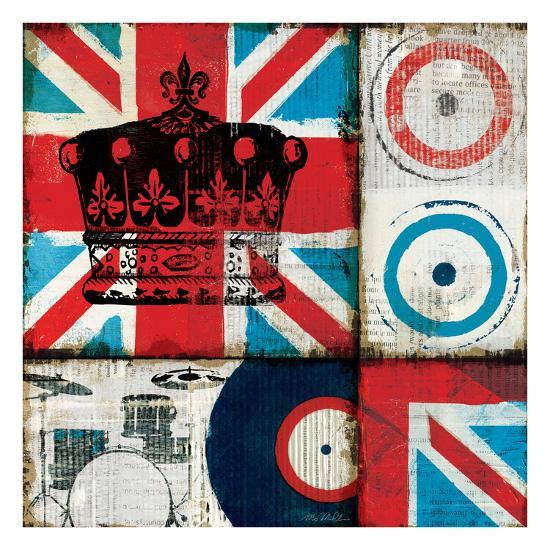 British Rock II-Mo Mullan-Art Print