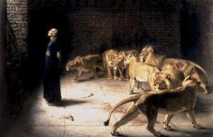 Daniel's Answer to the King by Briton Rivi?re