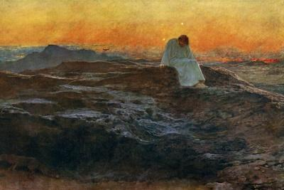 Christ in the Wilderness, 1898