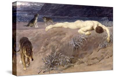 Dead Hector, 1892