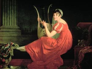 Portrait of a Lady by Briton Rivière