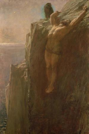 Prometheus Bound, 1889