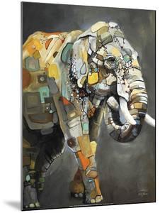 Asian Elephant by Britt Freda