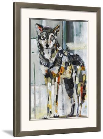 Mexican Gray Wolf by Britt Freda