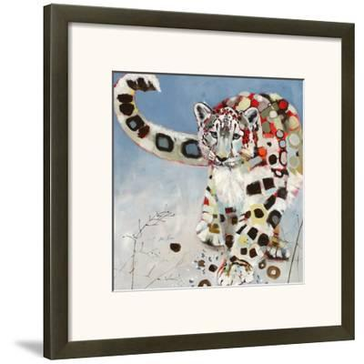 Snow Leopard by Britt Freda
