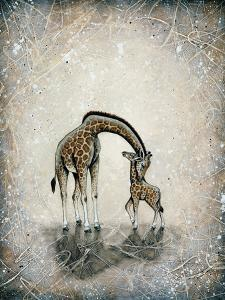 My Love for You - Giraffes by Britt Hallowell