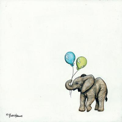 Nursery Elephant