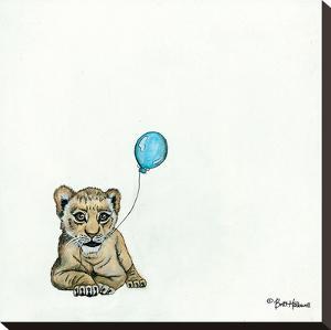 Nursery Lion by Britt Hallowell