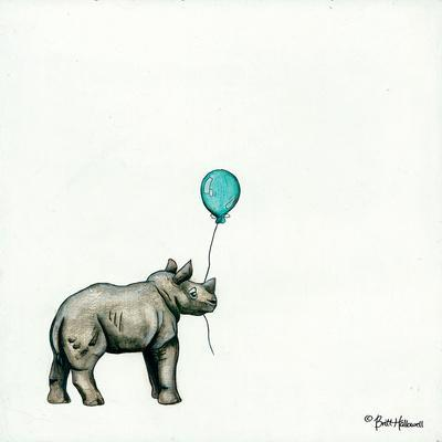 Nursery Rhino