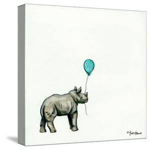 Nursery Rhino by Britt Hallowell