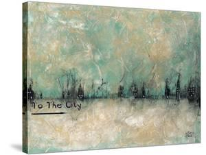 To the City by Britt Hallowell