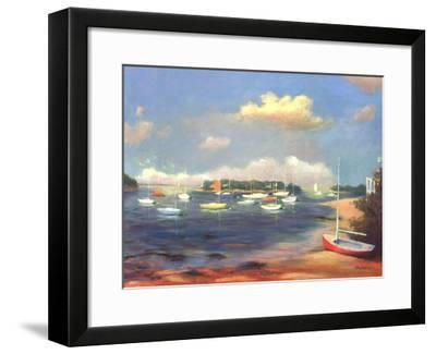Brittany Waters-William Lewis-Framed Art Print