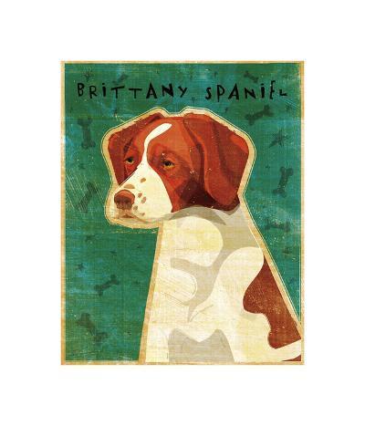 Brittany-John Golden-Giclee Print