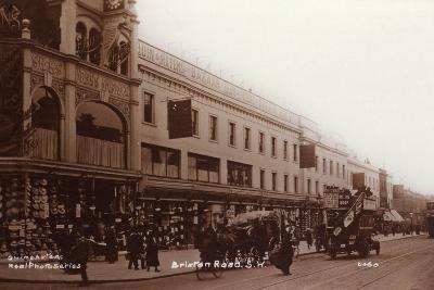Brixton Road--Photographic Print