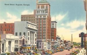 Broad Street, Augusta, Georgia
