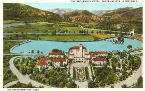 Broadmoor Hotel, Colorado Springss, Colorado