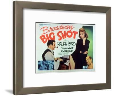 Broadway Big Shot, 1942