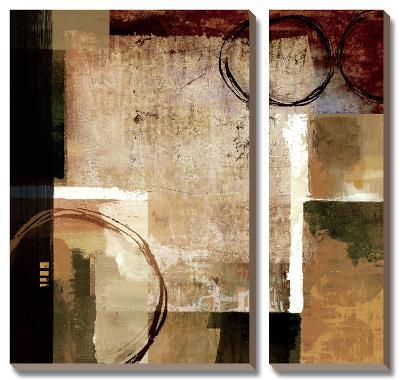 Broadway Rhythm-Keith Mallett-Canvas Art Set