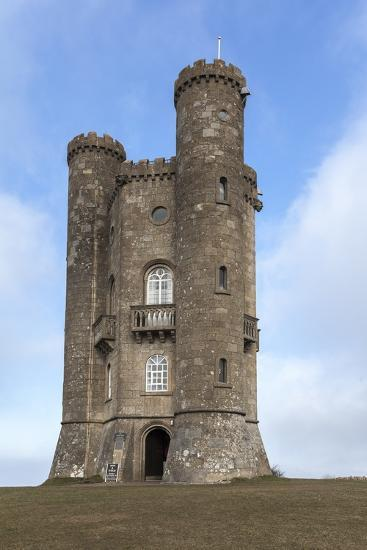 Broadway Tower, Broadway Tower and Country Park, Worcestershire, England, United Kingdom, Europe-Charlie Harding-Photographic Print