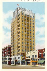 Broadway Tower, Enid