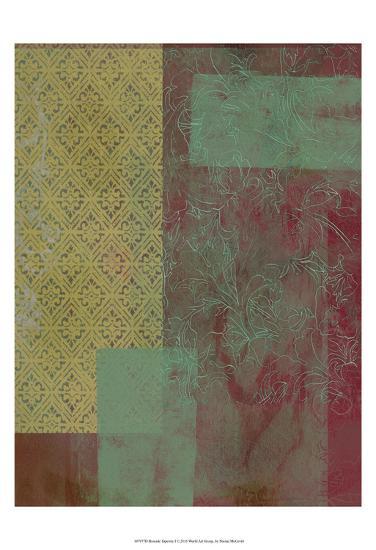 Brocade Tapestry I-Naomi McCavitt-Art Print