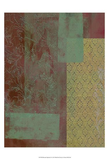 Brocade Tapestry II-Naomi McCavitt-Art Print