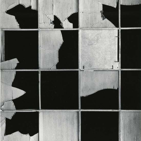 Broken Glass and Window, c. 1970-Brett Weston-Photographic Print