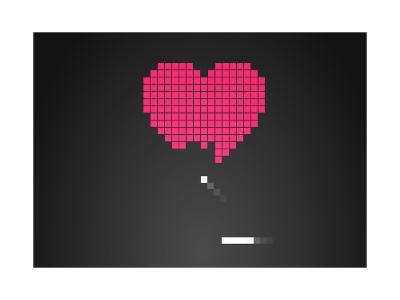Broken Heart-Thomaspajot-Art Print