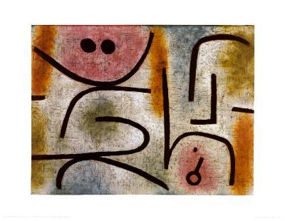 Broken Key, c.1938-Paul Klee-Art Print