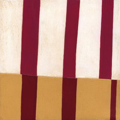 Broken Stripes 2-Laura Nugent-Art Print