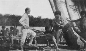 Bronislaw Malinowski Polish-Born British Anthropologist in the Trobriand Islands 1914-18