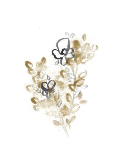 Bronze Bouquet III-June Vess-Premium Giclee Print