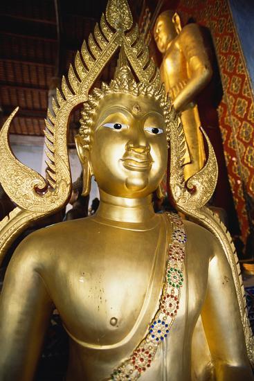 Bronze Buddha Statue-Macduff Everton-Photographic Print
