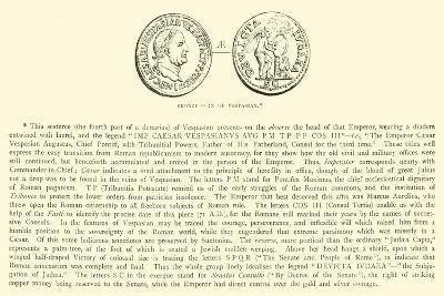 Bronze Coin of Vespasian--Giclee Print