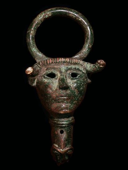 Bronze escutcheon-Unknown-Giclee Print