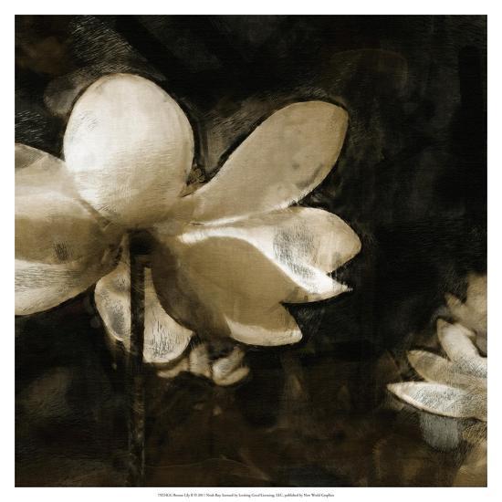 Bronze Lily II-Noah Bay-Art Print