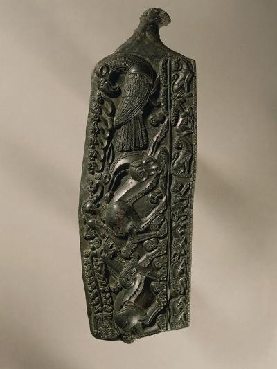 Bronze Matrix to Mold Glasses, from Gurchinovo--Giclee Print