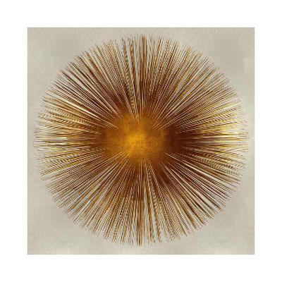 Bronze Sunburst I-Abby Young-Giclee Print