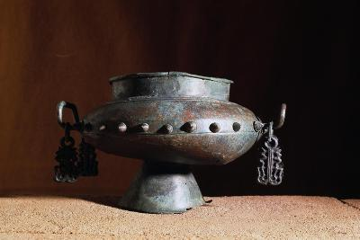 Bronze Villanovan Vase, 9th-8th Century BC--Giclee Print