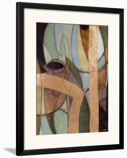Bronzed Whimsey I--Framed Art Print