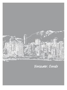 Skyline Vancouver 2 by Brooke Witt