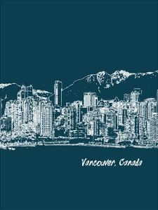 Skyline Vancouver 3 by Brooke Witt