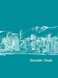 Skyline Vancouver 4 by Brooke Witt