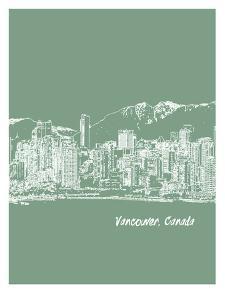 Skyline Vancouver 6 by Brooke Witt
