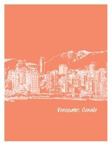 Skyline Vancouver 8 by Brooke Witt