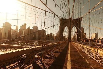 Brooklin Bridge-Diogo Salles-Photographic Print