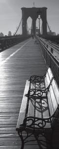 Brooklyn Bridge Benches