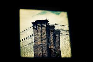 Brooklyn Bridge From Dumbo NYC
